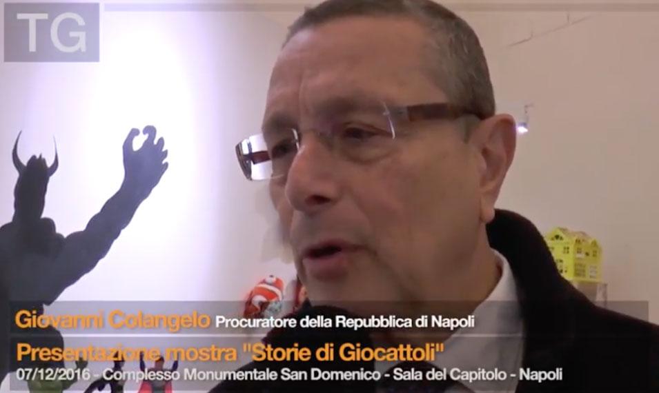 Giovanni Colangelo| Museo del Vero e del Falso