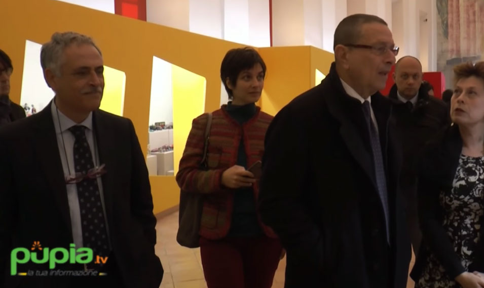 Mostra di Giocattoli - Video Pupia tv