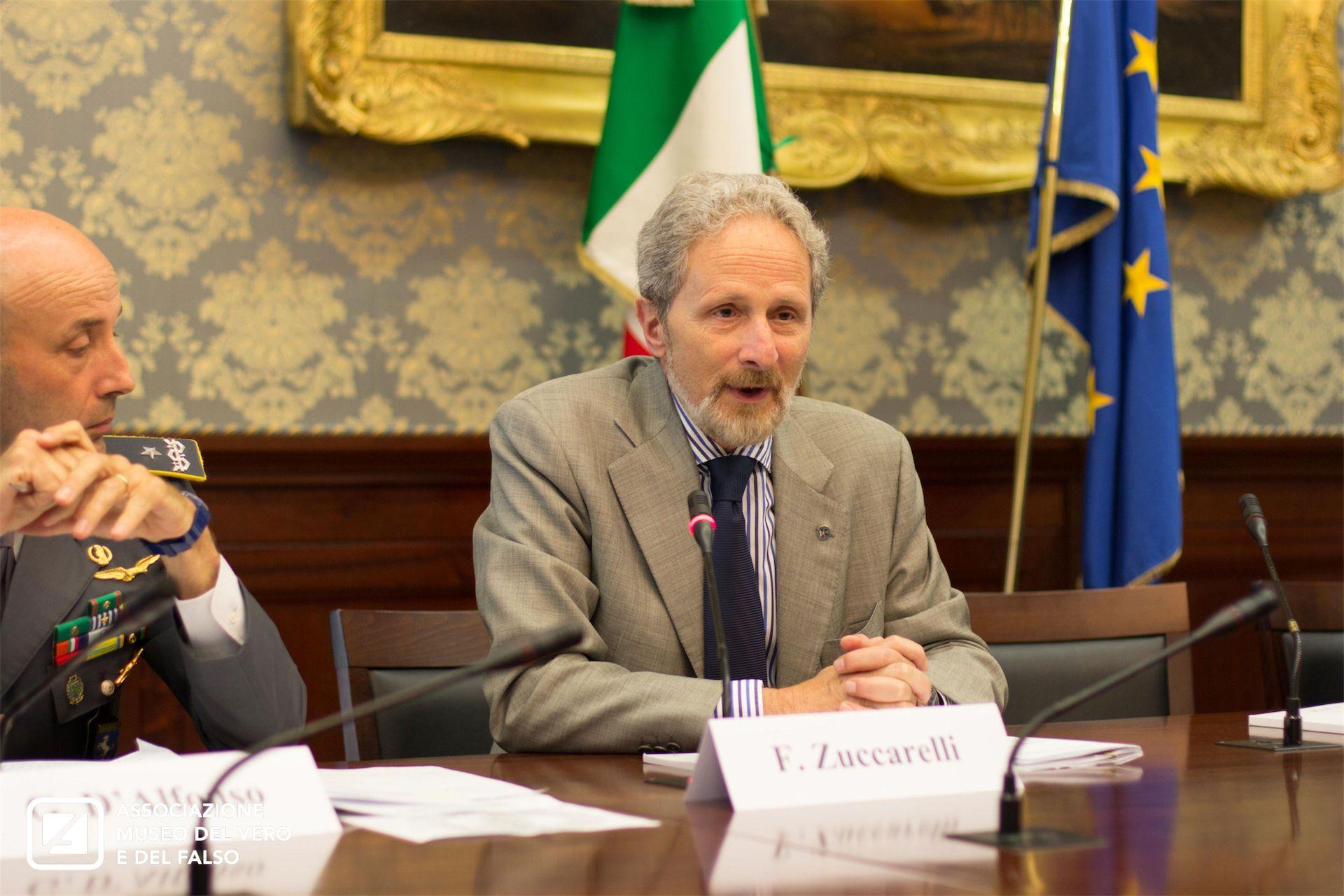 Fausto Zuccarelli | Settimana Nazionale Anticontraffazione