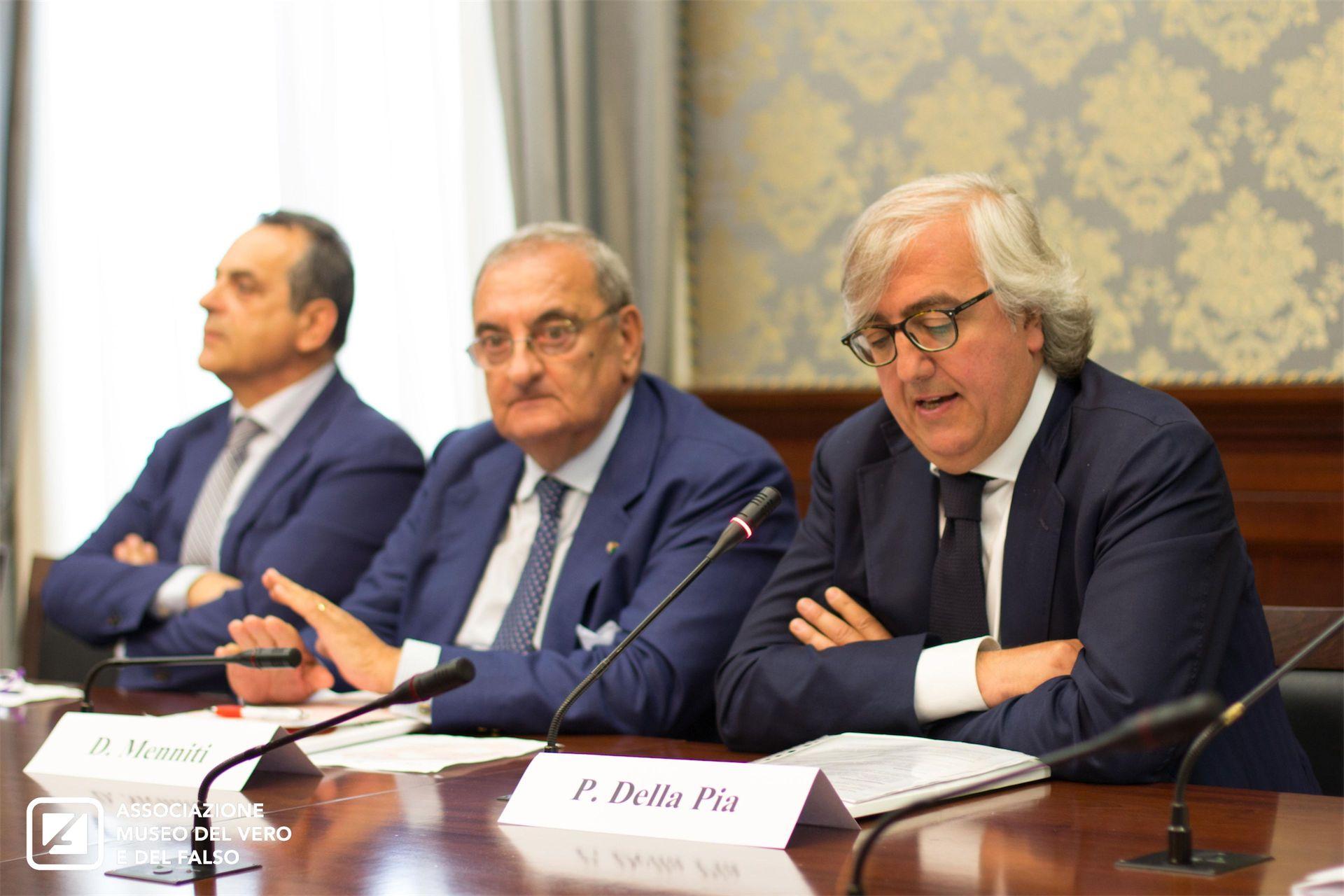 Settimana Nazionale Anticontraffazione | Pasquale Della Pia