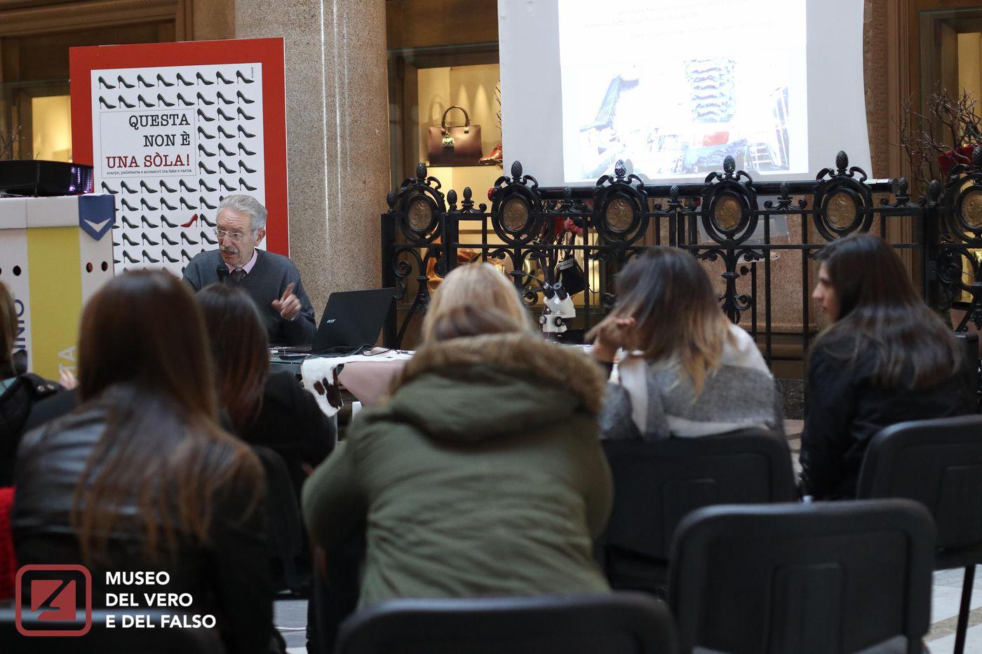 La Scarpetta di vera Pelle - Laboratorio di riscrittura e drammatizzazione - Museo del Vero e del Falso