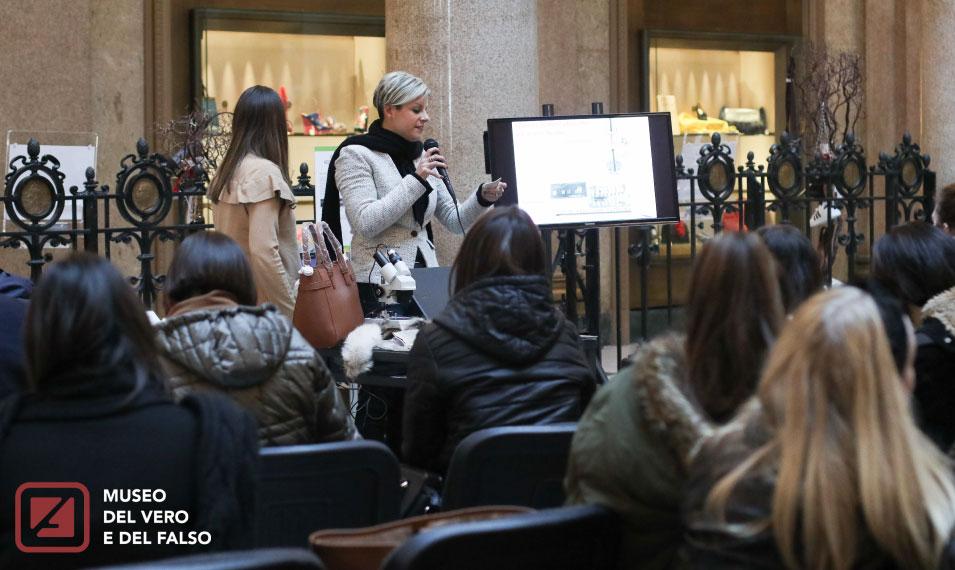 Contraffazione: Laboratori anti-fake a Napoli