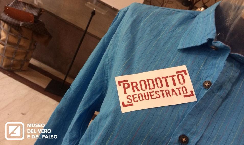 Mostra a Roma contro la contraffazione | Museo del Vero e del Falso