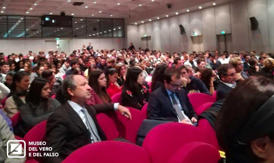 conferenza Unione Industriali di Torino